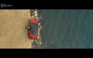 Our work Kasablanka car on the edge