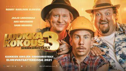 Luokkakokous 3 – a hilarious action comedy